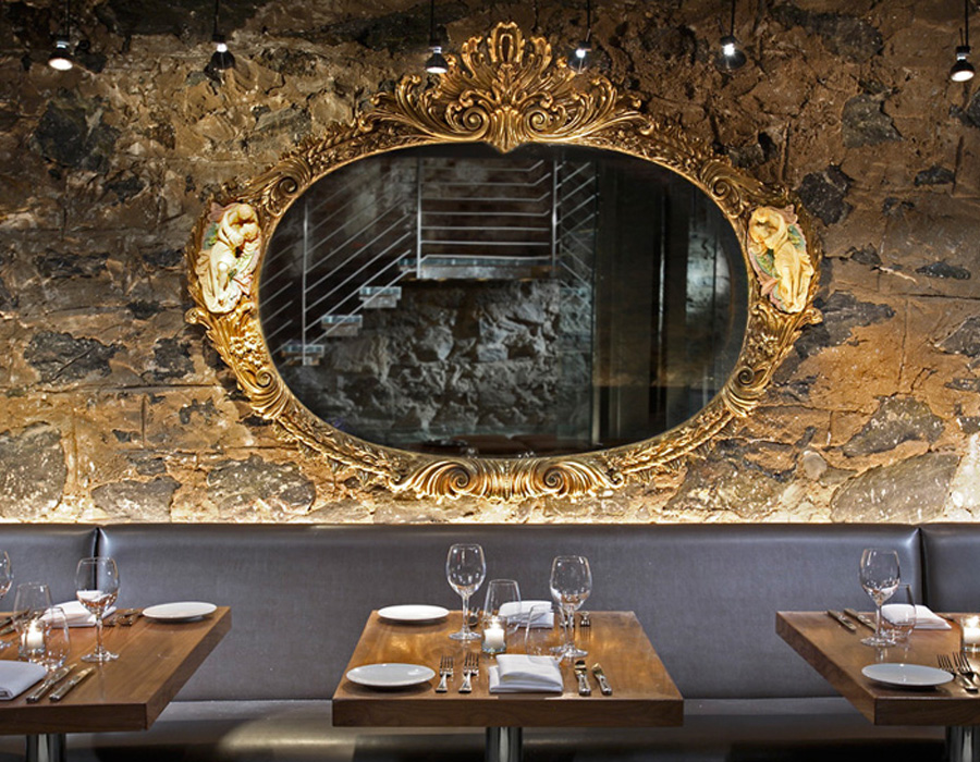 Amalia Restaurant NYC - Architectural Lighting Design