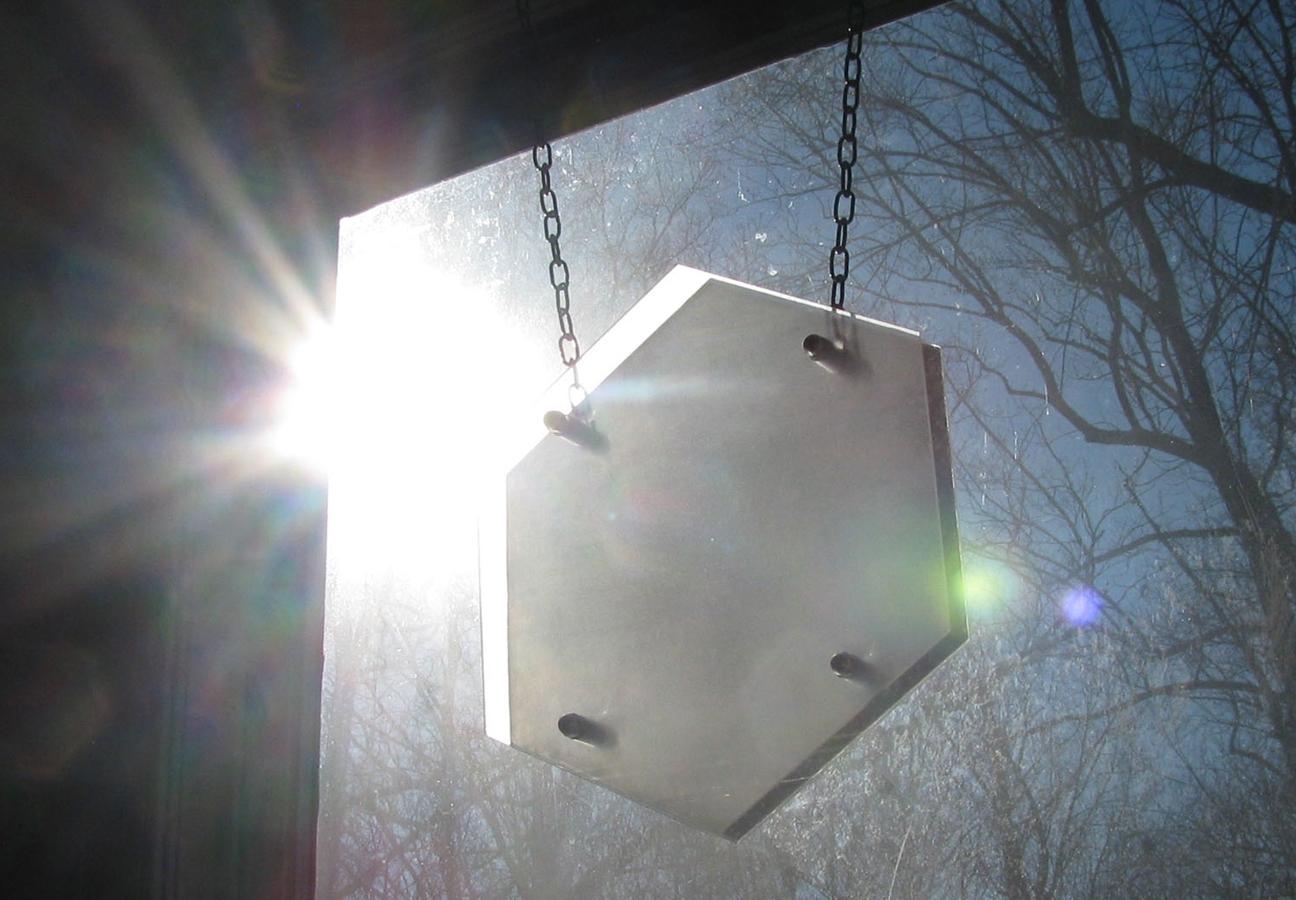 Dwaal daylight re-direct pendant