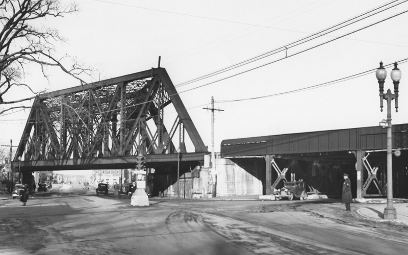 Schenectady NY, historical railbridges