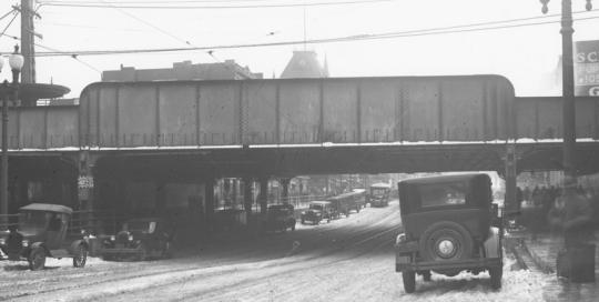 Schenectady NY, historical railbridges